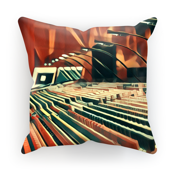 Faders Fly Cushion Cover