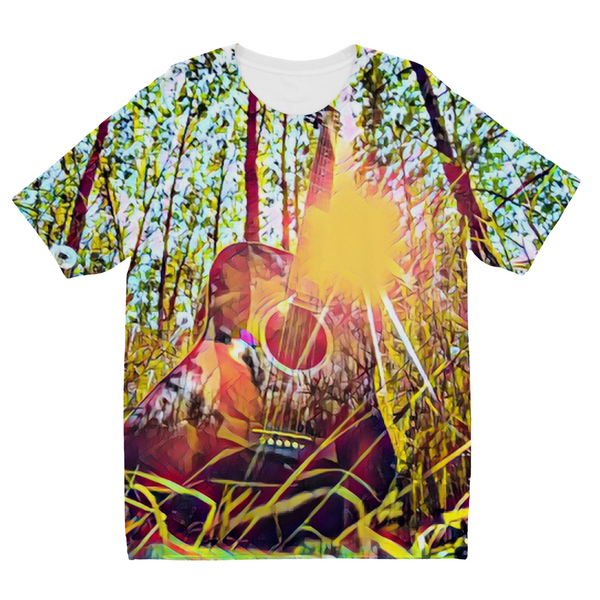Kids Guitar Forest T-Shirt