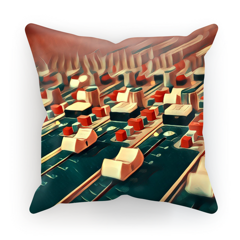 Fader Fly Cushion Cover