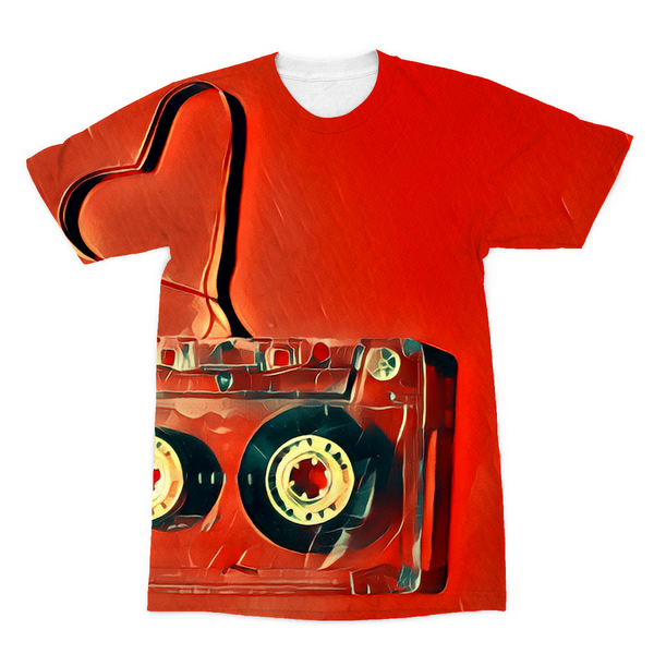Dub Love Red T-Shirt
