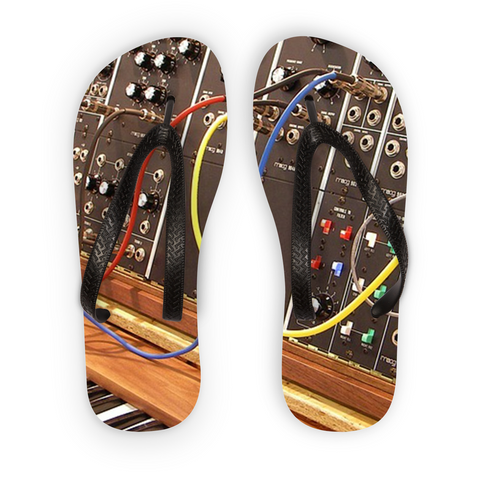 Patch It Flip Flops