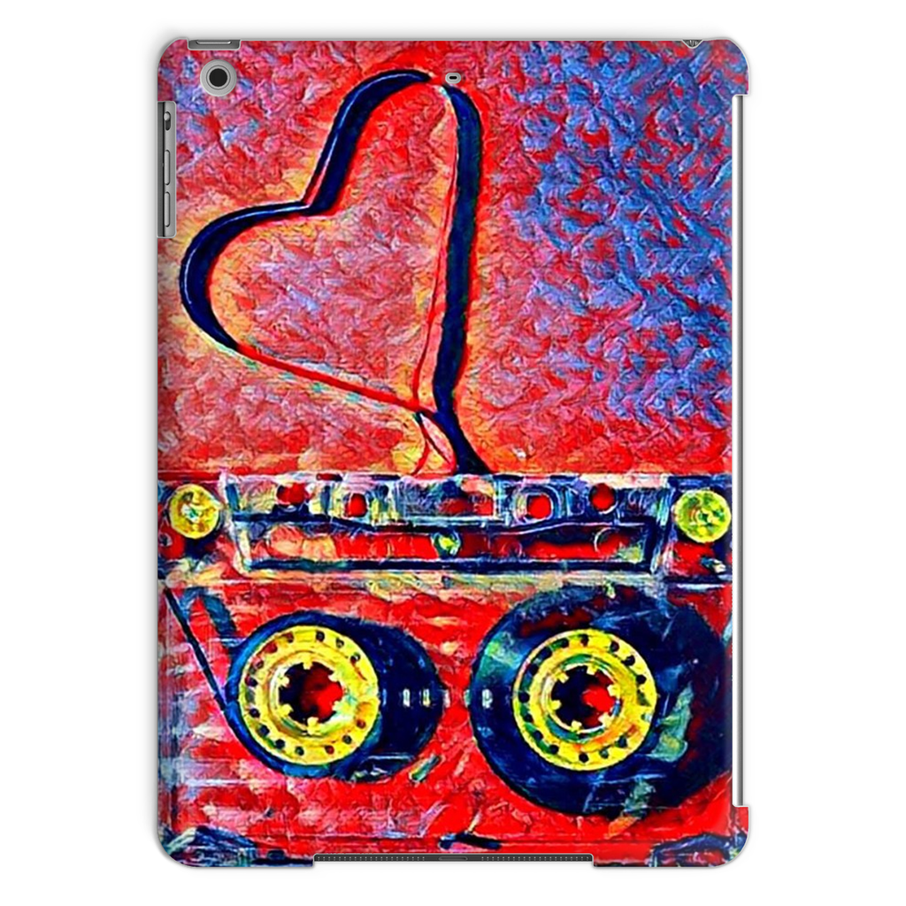 Dub Love Purple Tablet Case