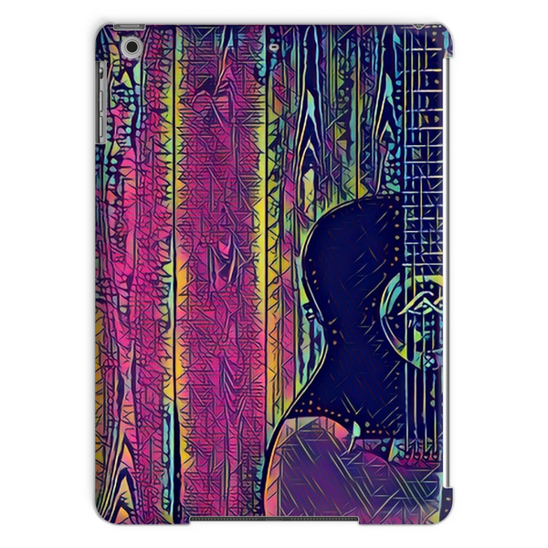 Wood Grain Electric Tablet Case