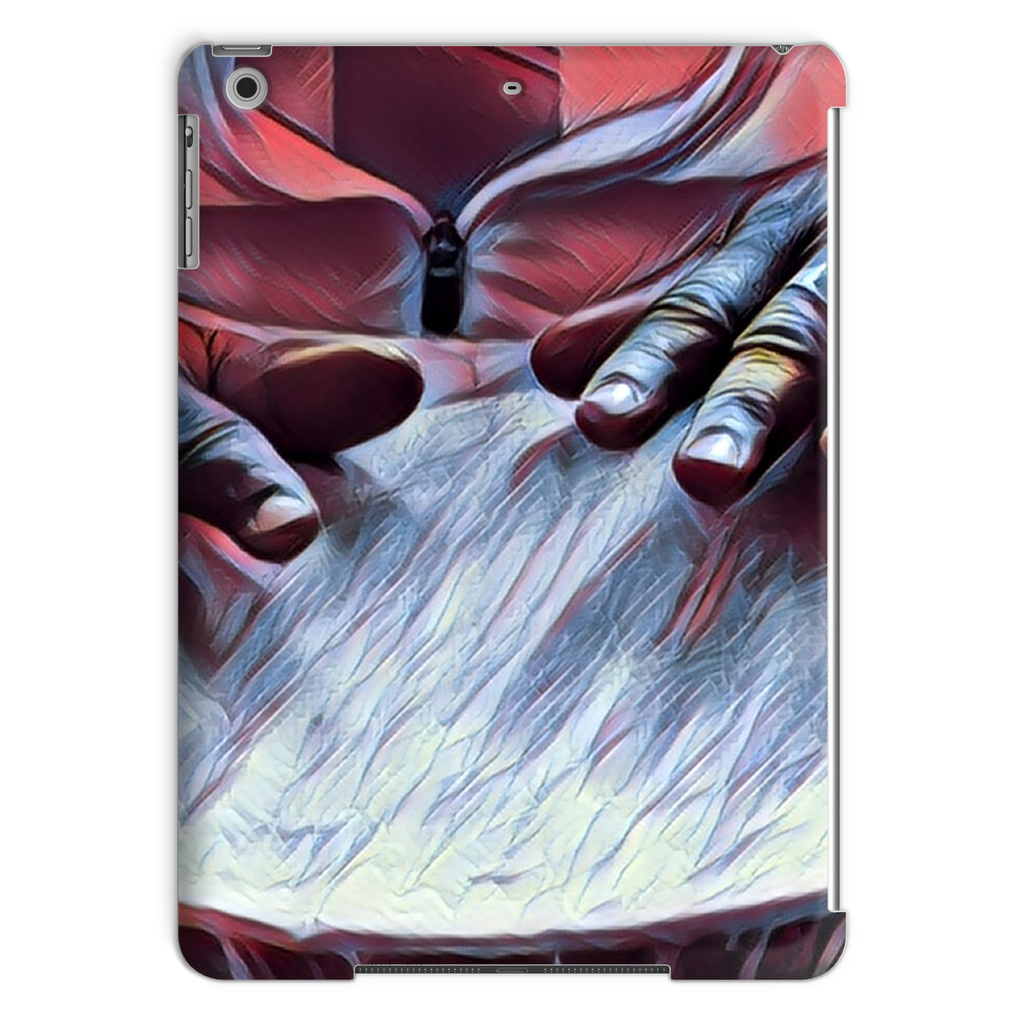 Talking Drums Perspective Tablet Case