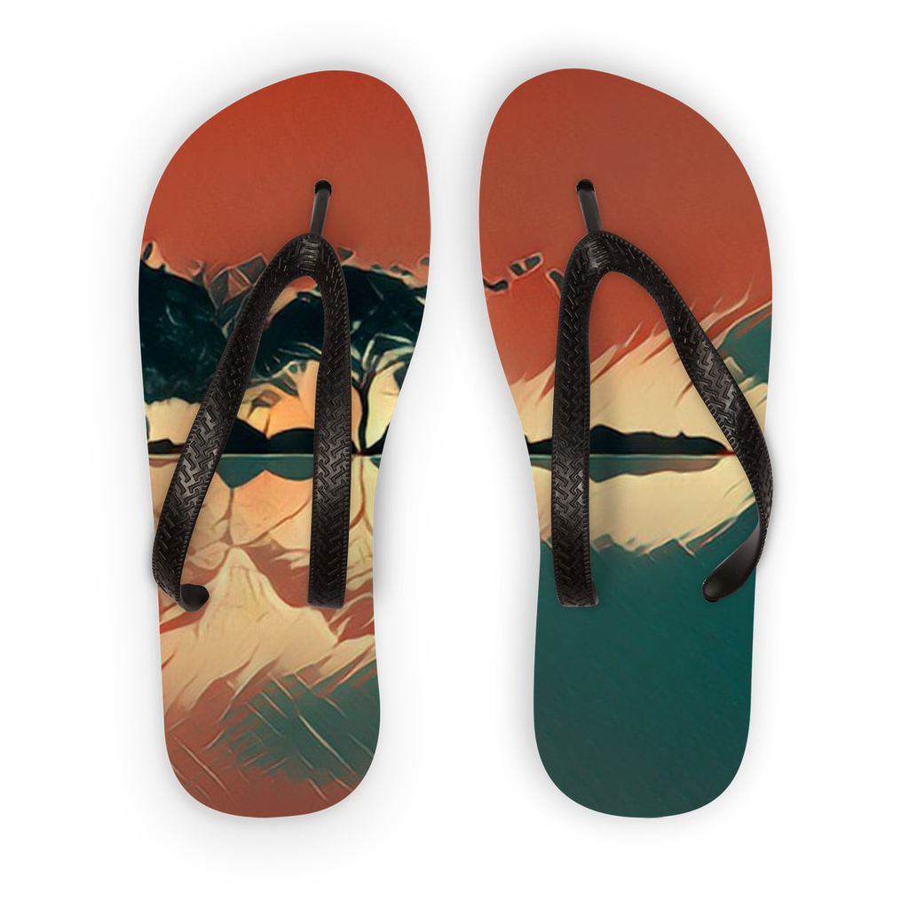 Horizon Fly Flip Flops