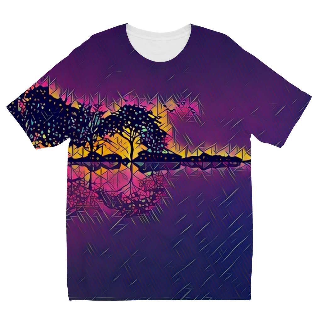 Kids Horizon Electric T-Shirt