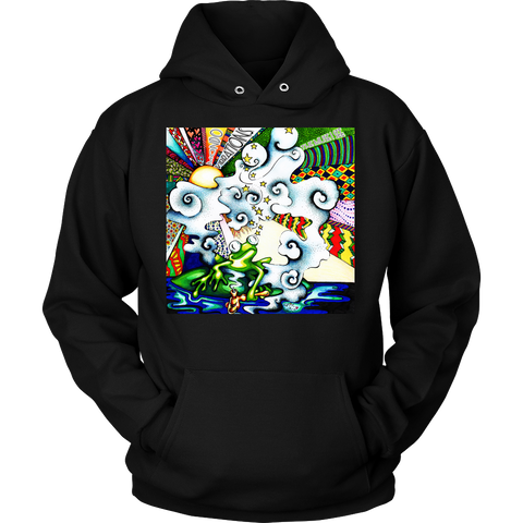 Mondo Vibrations - The Muse I See Hoodie