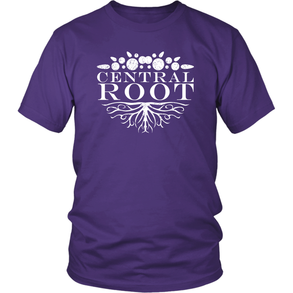 Central Root T-Shirt