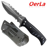 OERLA OL-0021SD Fixed Blade Knife