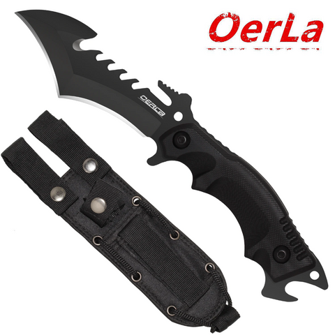 Oerla TAC DB-0016 Fixed Blade Knife