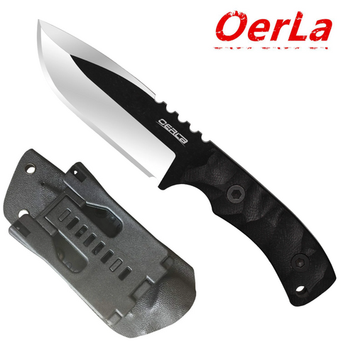 Oerla TAC DE-0014 Fixed Blade Knife