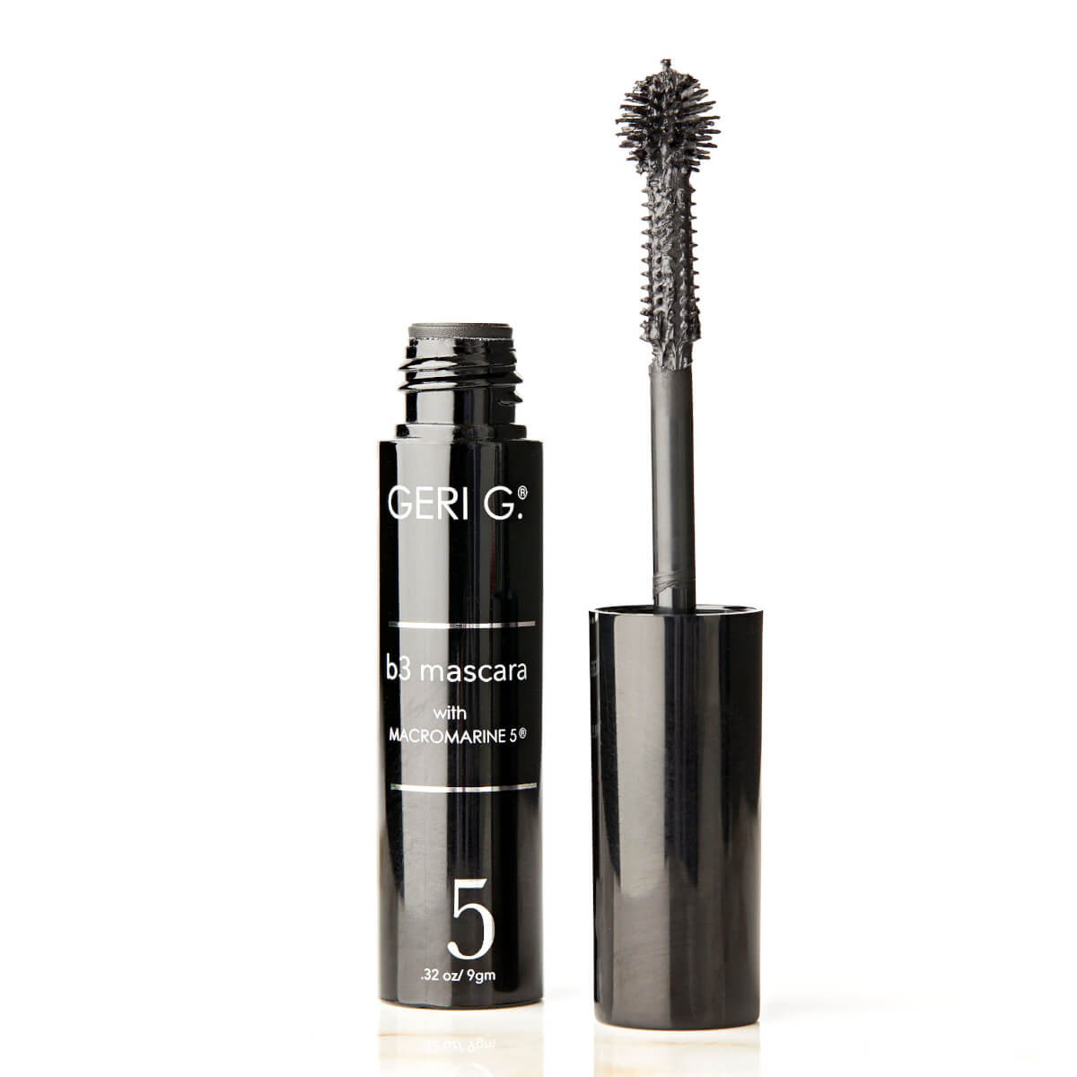 b3 Mascara w/ Dual Action Brush.