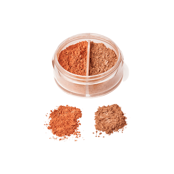 cheek and eye powder - Geri G. Beauty