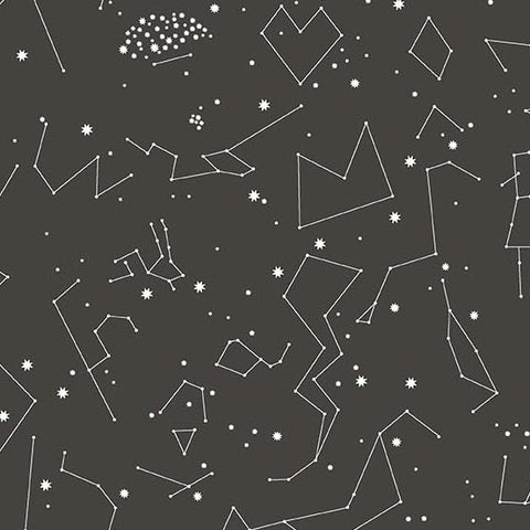 Lizzy House Constellations Charcoal