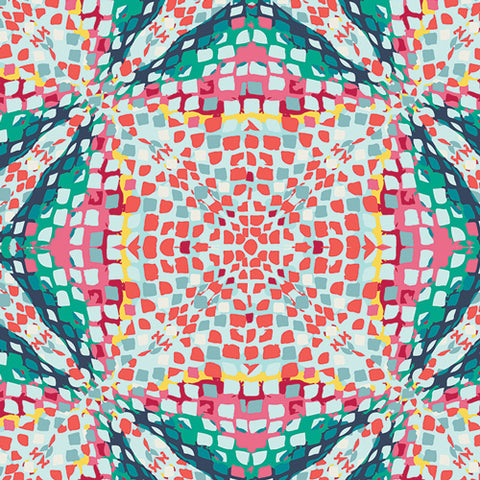 Art Gallery Sun Kissed - Kaleidoscope Poolside