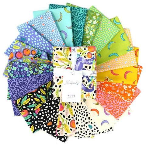 PRE ORDER - Monkey Wrench Fat Quarter Bundle (19FQ)