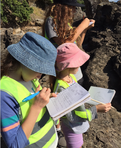 Nature Kids - Nature Journalling