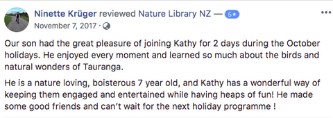 Nature Kids Review