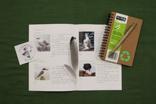 kids activity pack and notebook