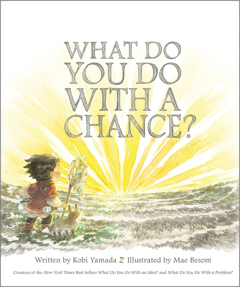 What do you do with a Chance has hit our shelves!