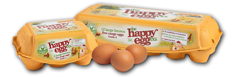 Happy about Happy Eggs