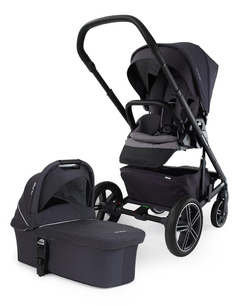 The Nuna Jett Mixx 2 and Bassinet is on sale!