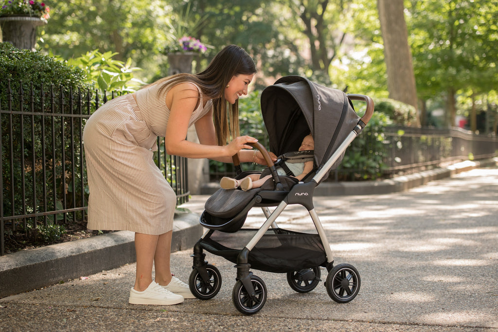 What's the difference between the Nuna Mixx and the Nuna Triv?
