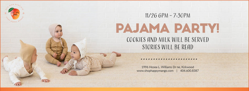 Join us for our Pajama party!
