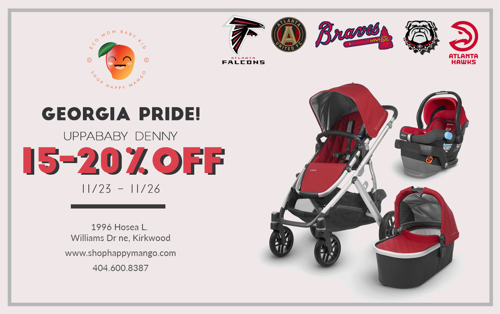 Uppababy Black Friday - Cyber Monday Sale