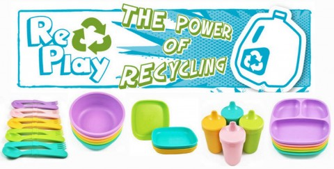 Re-play Recycled Feeding