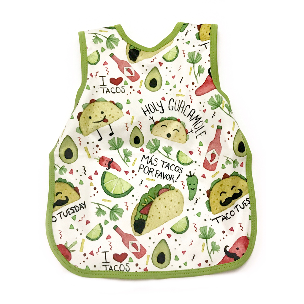 BapronBaby - Taco Party Toddler Bapron