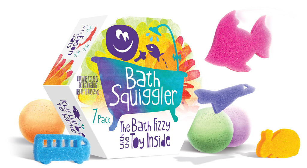 Loot Toy Company - Bath Squiggler Gift Pack