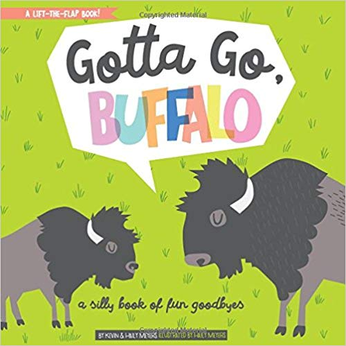 Gotta go Buffalo Book