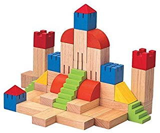 Plan Toys Creative Blocks