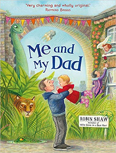 Me and My Dad Book