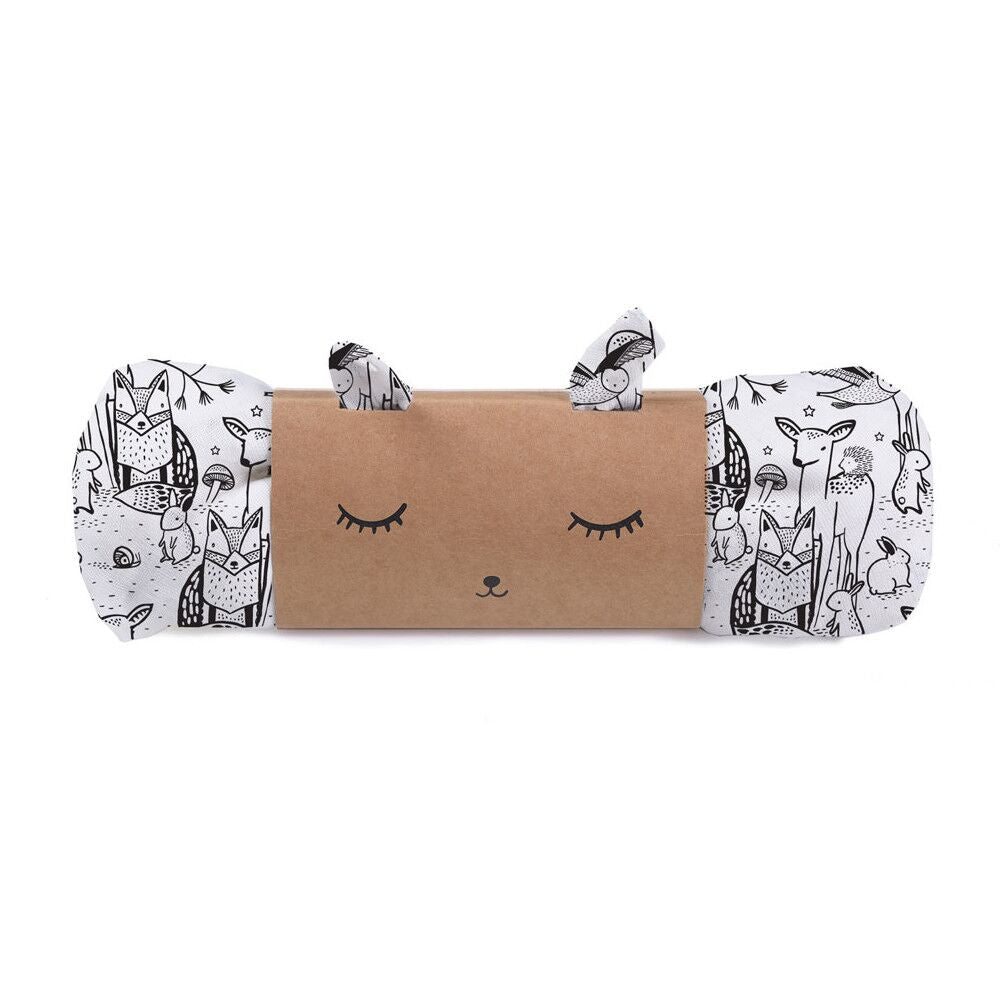 Wee Gallery Forest Muslin Swaddle
