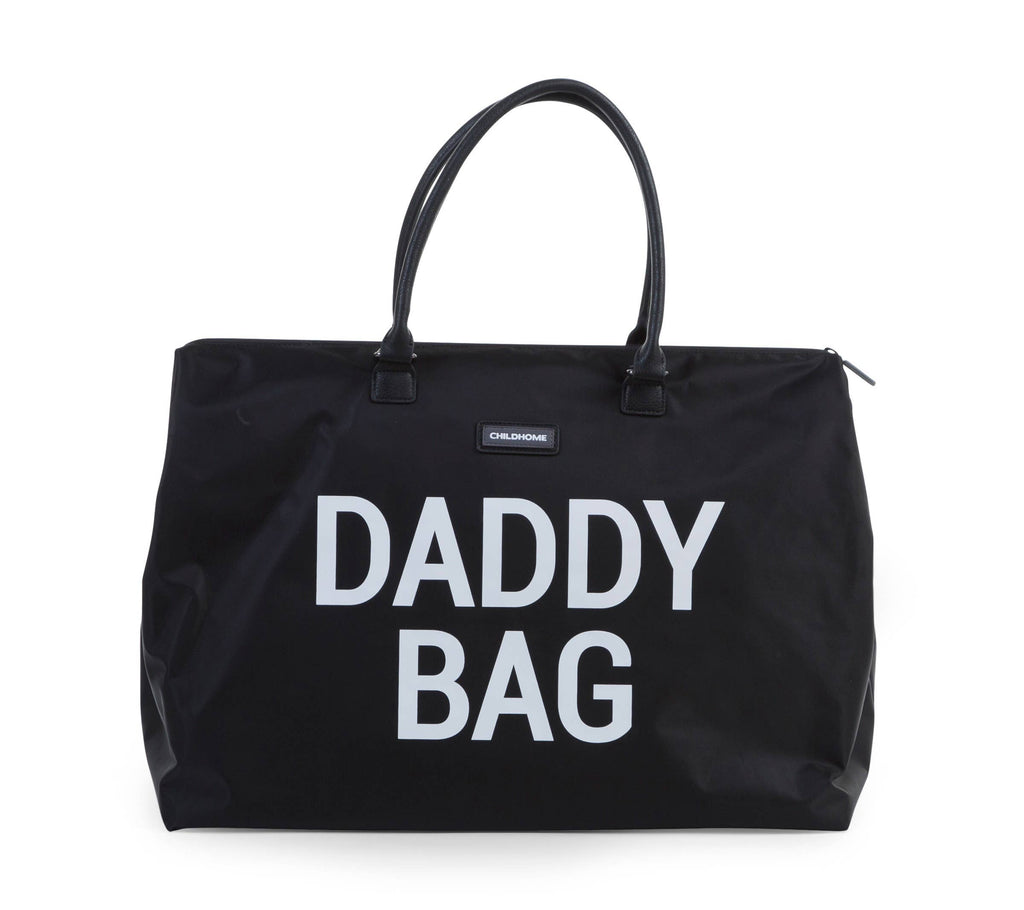 Jill & Julie LLC - Big Daddy Bag - Black