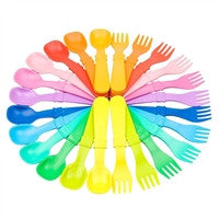 Re-Play Forks (rotating color options)