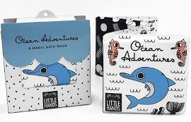 Ocean Adventures - A Magic Bath Book