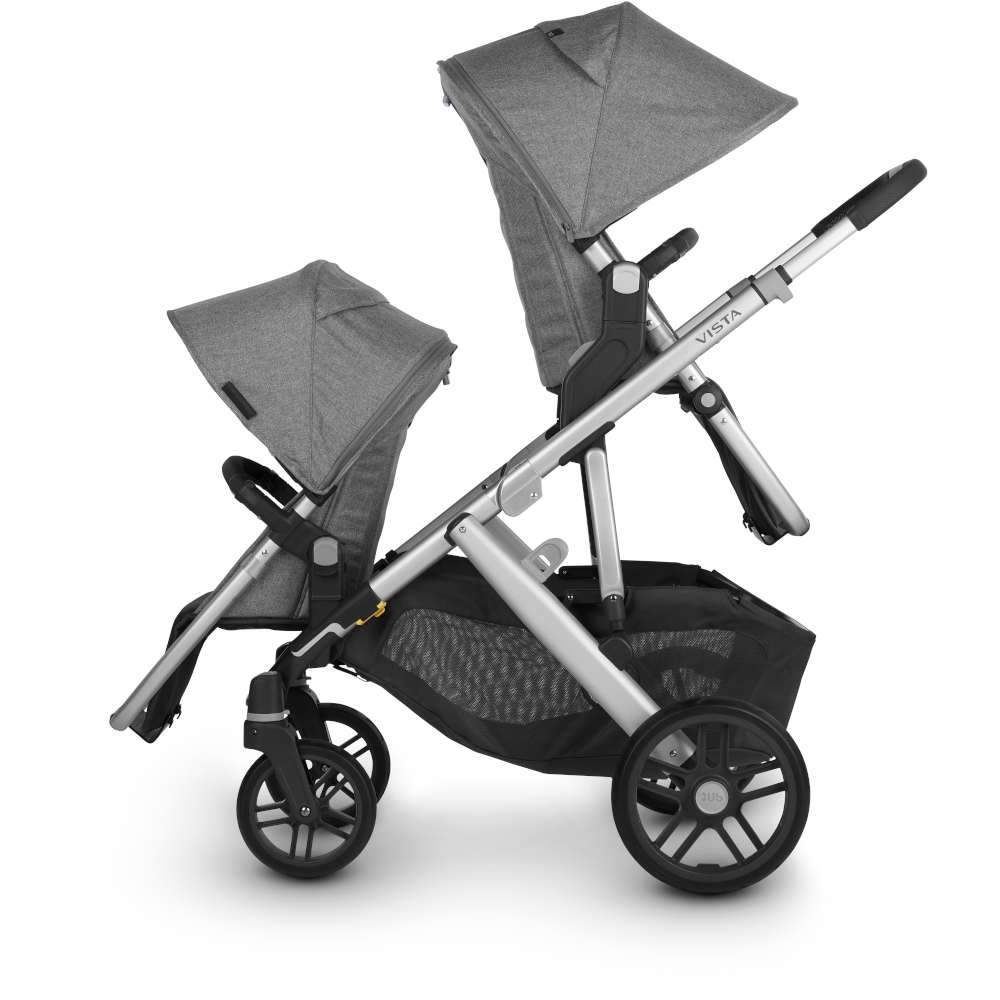 UPPAbaby Vista V2 Stroller + Rumble Seat Bundle