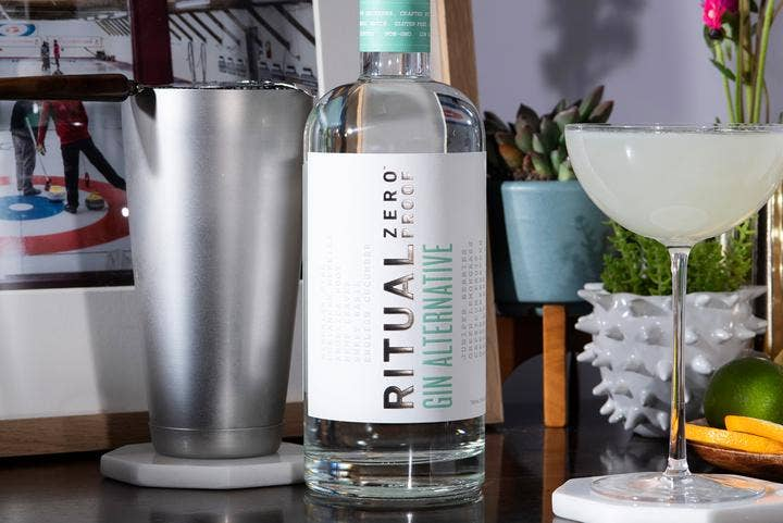 Ritual Zero Proof - Ritual Zero Proof Gin Alternative