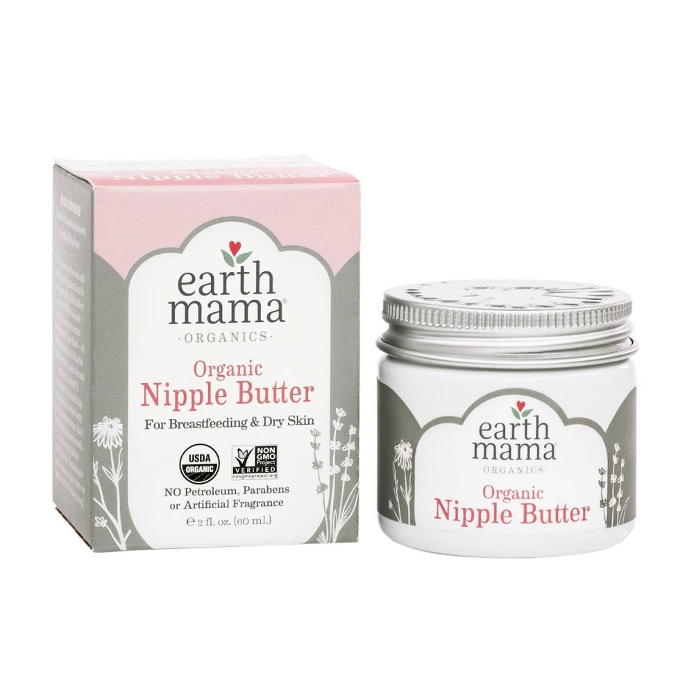 Earth Mama Natural Nipple Butter
