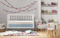 Babyletto Harlow 3 in 1 Convertible Crib