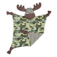 Apple Park Organic Farm Buddies Marshall Moose Blankie