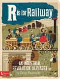 Baby Lit R is for Railway