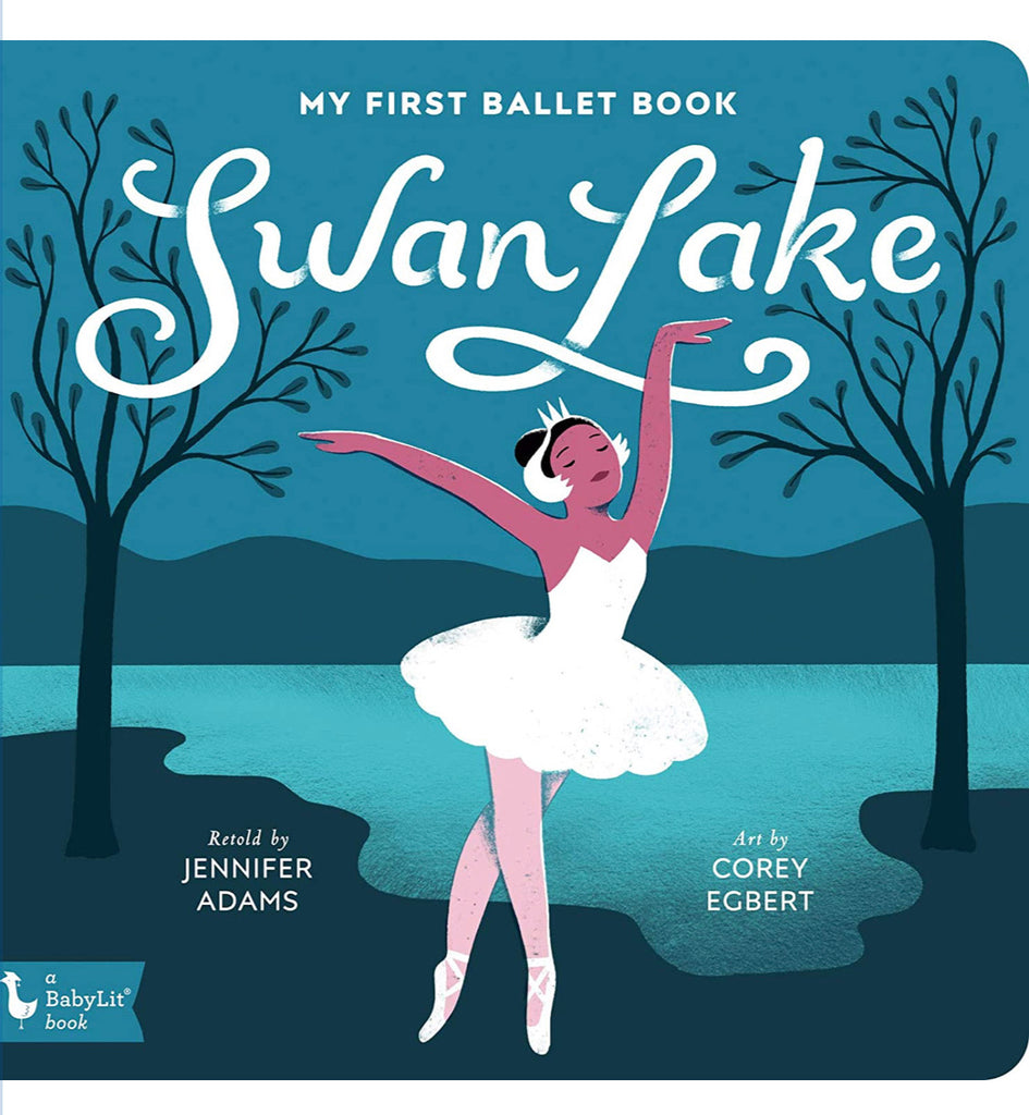 My first ballet book Swan Lake