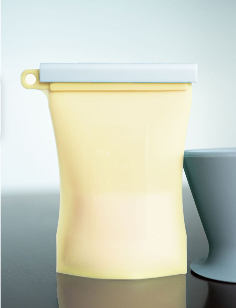 Junobie Eco-Friendly & Reusable  BreastMilk Storage Bags