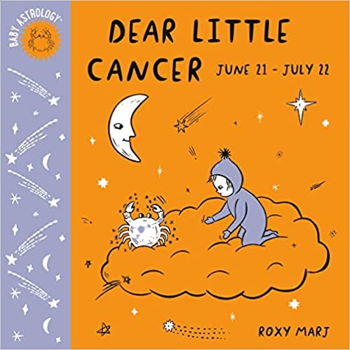 Baby Astrology Dear Little Cancer