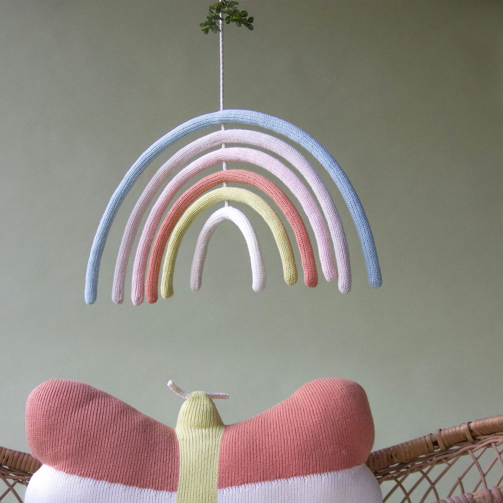 BlaBla Rainbow Wall Hanging Sunrise