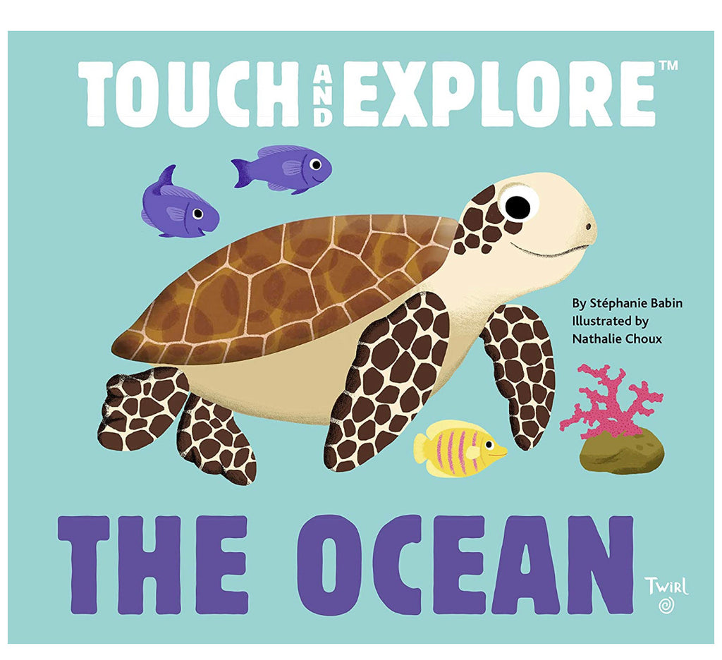 The Ocean (Touch and Explore) Board book